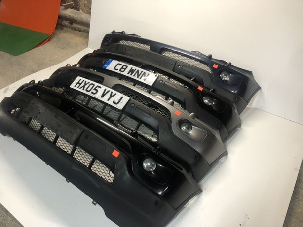 Бампер передний BMW X5 e53 рестайлинг бмв х5 е53 разборка шрот