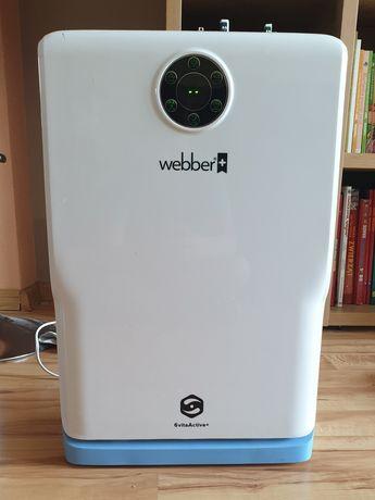 Oczyszczacz powietrza Webber AP8500 6vitaActive+ filtry