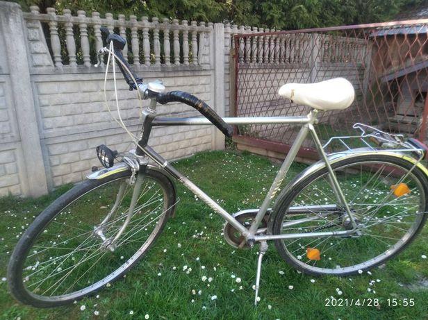 Rower męski koła 28