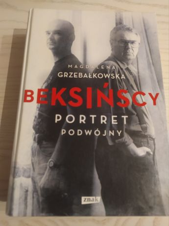 Beksińscy. Portret podwójny  Magdalena Grzebałkowska