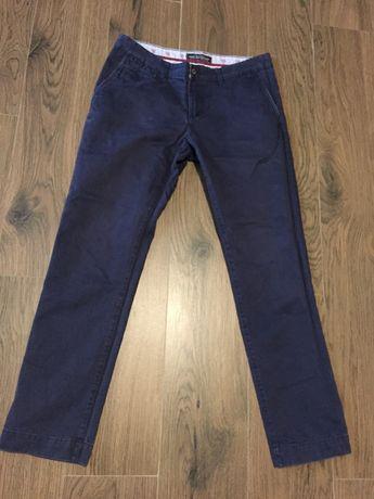 Spodnie hampton chinos kupione w kappa 33/32