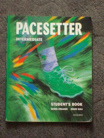 ANGIELSKI Pacesetter intermediate - podręcznik + ćwiczenia - NOWE!!!