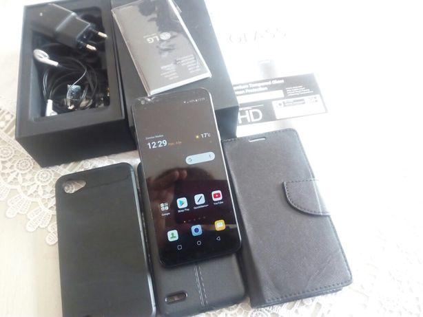Telefon LG Q6 - bogate wyposażenie