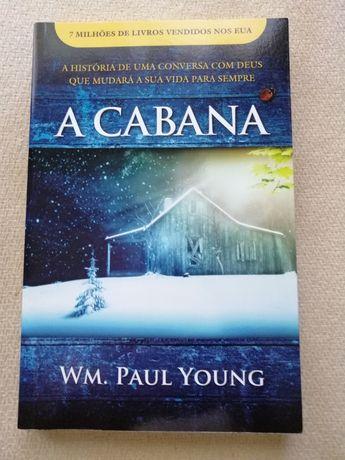 Livro Novo A Cabana