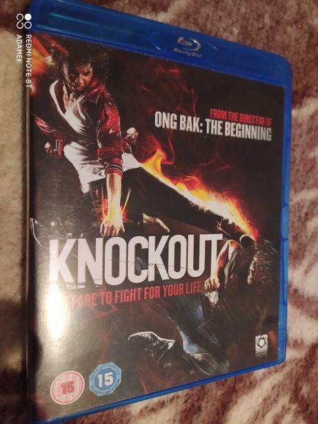 Knockout Blu ray Opis!