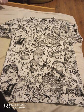 Nowa koszulka cropp