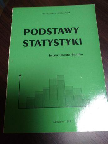 Podstawy statystyki Iwona Roeske-Słomka