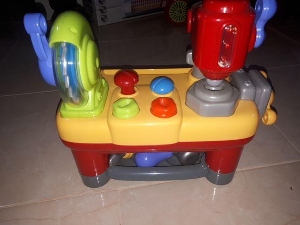 Brinquedo didáctico