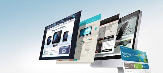 Разработка, Создание и Обслуживание сайтов