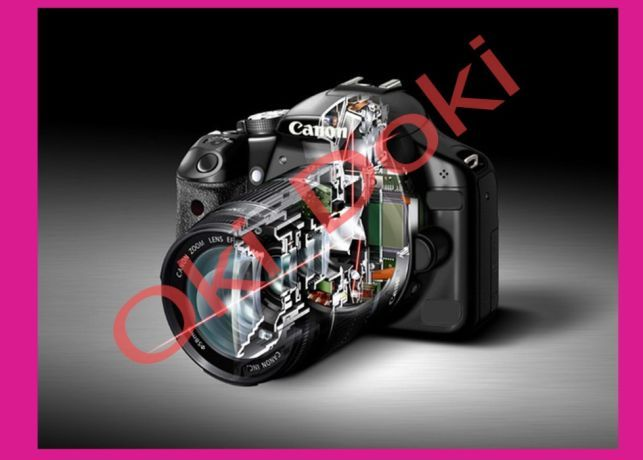 ремонт фотоаппаратов харьков Sony Canon Nikon Olympus обьективов, вспы