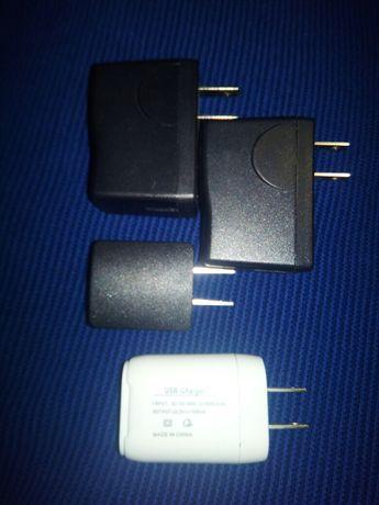 Адаптери 5 Вольт 1 А - ціна за 4 шт.