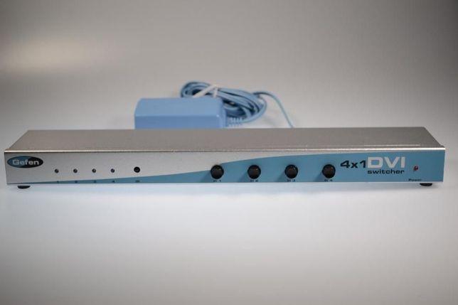 Przełącznik Gefen 4x1 DVI EXT-DVI-441N