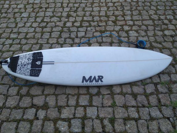 Prancha surf MAR seawolf 5'11