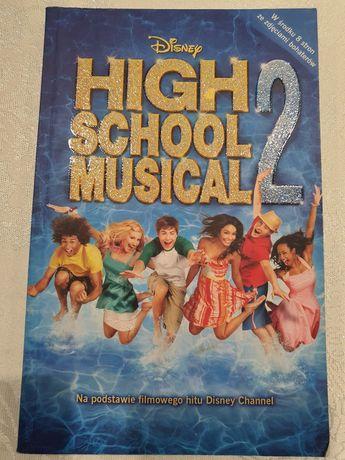 Disney Channel High School Musical 2 książka za grosze