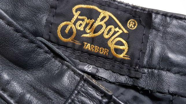 Spodnie skórzane motocyklowe damskie Tarbor M/42