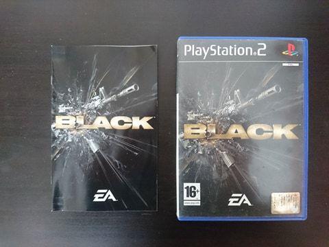 Black gra PS2/Playstation 2 wydanie PL - 100 % sprawna