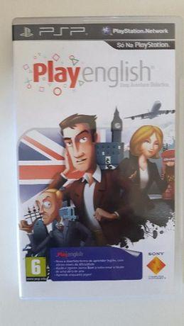Jogo PSP Playenglish