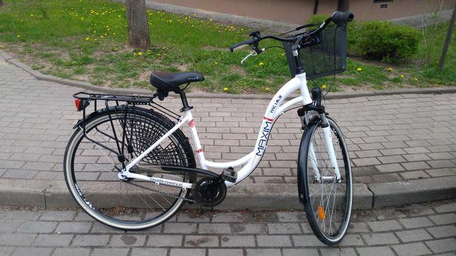 """Rower miejski koło 28""""  Maxim MC 1.3.6 -7 biegów"""