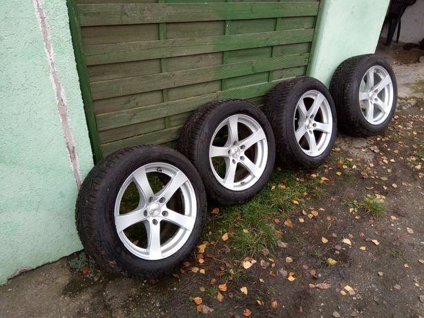 BMW 3 5 E60 E61 E46 E90 E91 5X120 ET30 koła zimowe alufelgi