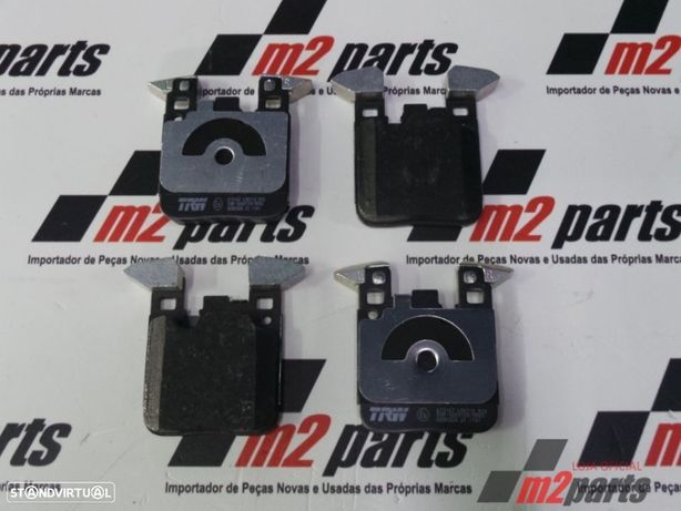 Calços travão TRW M Sport Cor Unica Trás BMW 1 (F20)/BMW 1 (F21)/BMW 2 Coupe (F2...