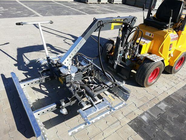 układanie maszynowe kostki , kompleksowe układanie kostki , instalacje