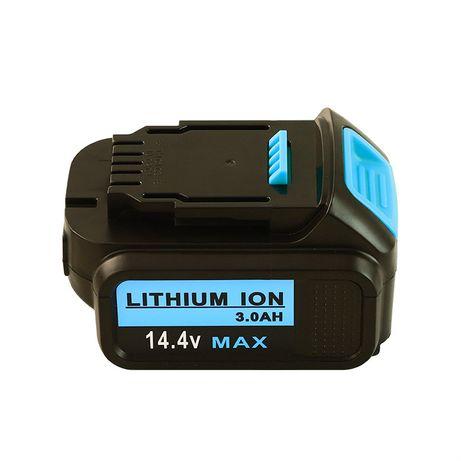 Аккумулятор DeWalt 3000 mAH 14.4V, Вольт XR DCB140,  DCB141, DCB142