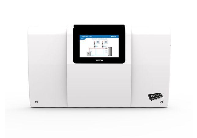 Sterownik do instalacji kotła i-2 Tech obsługa dwóch zaworów