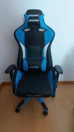 Cadeira Escritório / Gaming AKRACING ProX Azul