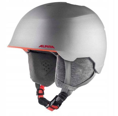 kask narciarski ALPINA maroi junior