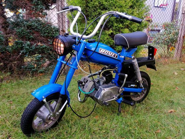 *PIĘKNA Motorynka Romet Pony 1986r w Pełni Sprawna!*