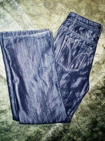 Джинсы тёплые брюки