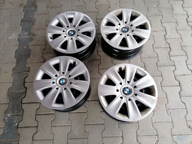 Felgi stalowe BMW 7JX16EH2 IS/ET34 5X120