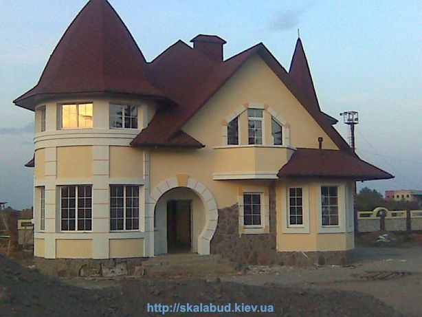 Ремонт квартир, строительство домов ,Макаров,Киевская область