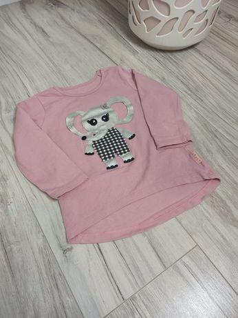 Bluzka dziewczęca rozmiar 92