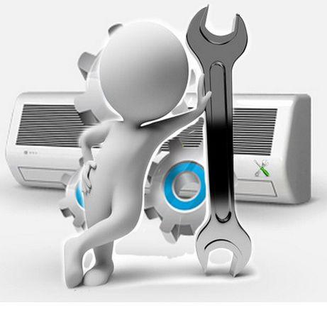 Монтаж, продажа, обслуживание, ремонт кондиционеров