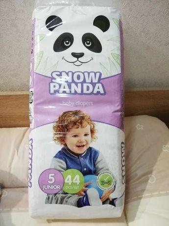 """Продам подгузники Snow Panda (Снежная Панда) """"5"""" (11-25 кг) 44 штуки"""