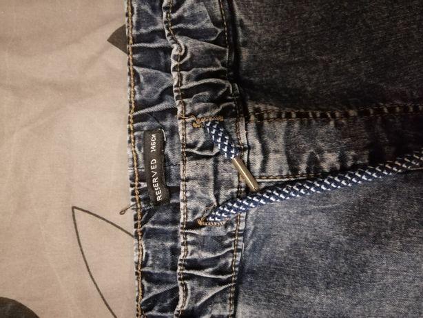 Шорты джинсовые резервед