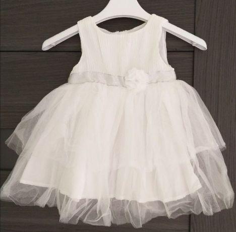 Piękna biała sukienka cool club stan bdb