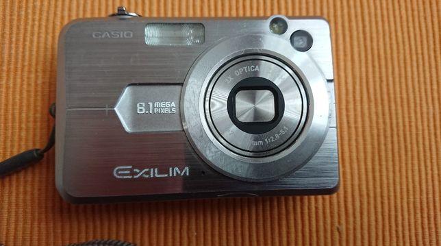 Casio Exilim Zoom EX-Z850-Aparat Cyfrowy