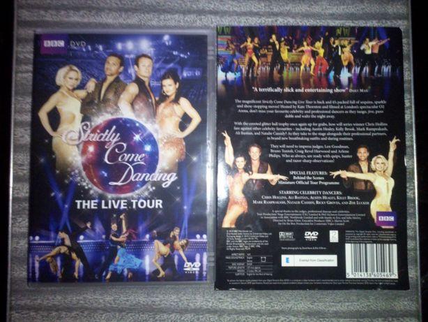 Продам DVD с танцами
