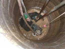 Телеинспекция скважин на воду