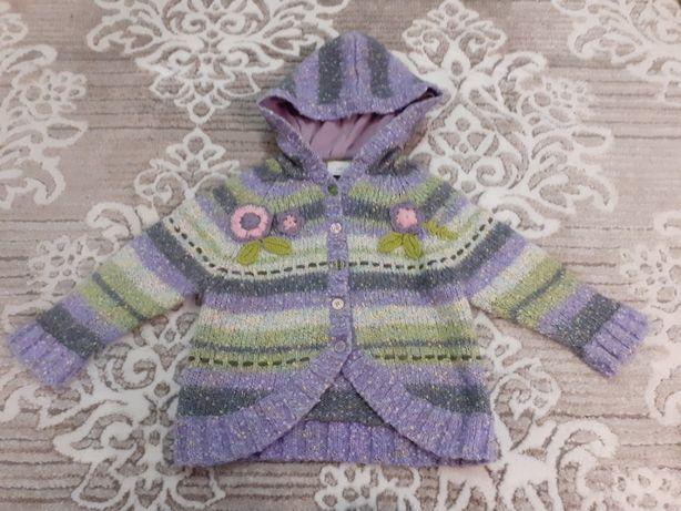 Śliczny sweterek NEXT rozm. 110 na jesień