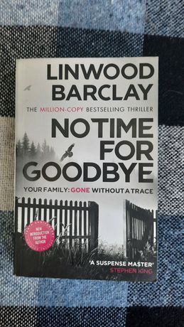 No time for goodbye byLinwood Barclay