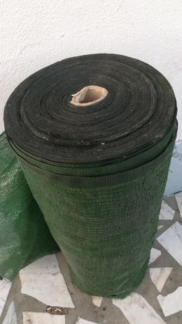 Vendo rede de sombra verde