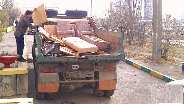 Самосвалом уборка вывоз мусора услуги грузчиков экскаватор разнорабочи