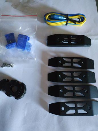 Tampas para piscas Yamaha MT e Tracer - Novas