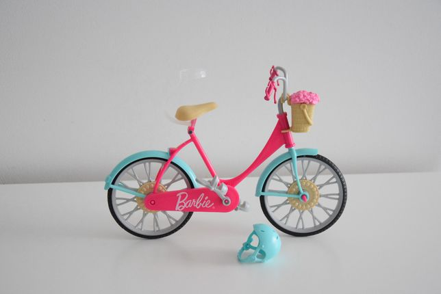 Rower Barbie