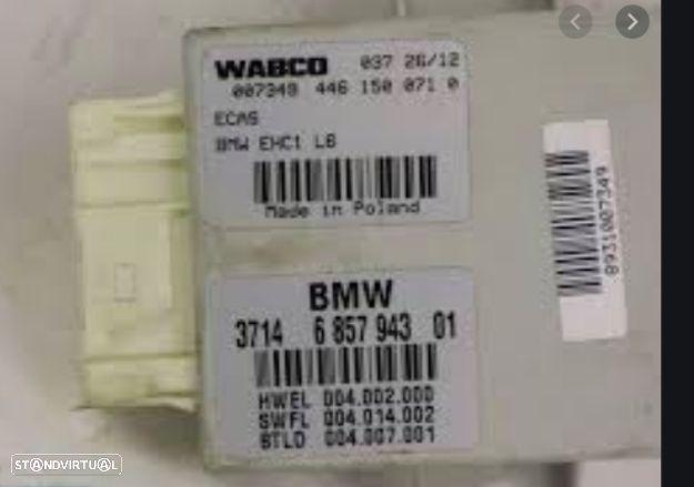 Modulo controlo suspensao ar pneumático BMW Serie 5 F11 wabco 6857943 37146857943