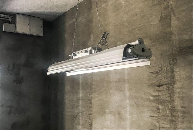Lampa OHSP- R.W.U.E Gdańsk, loft fabryczna #Vintage #PRL