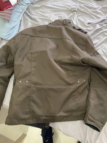 Casaco de mota Bering / L